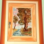 L'albero dalla finestra